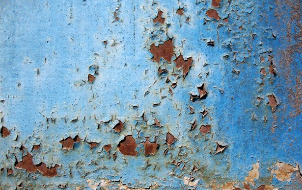 Rust Textures - Part IV