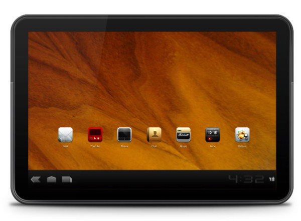 Make a Realistic Motorola Xoom Smart Tablet in Photoshop