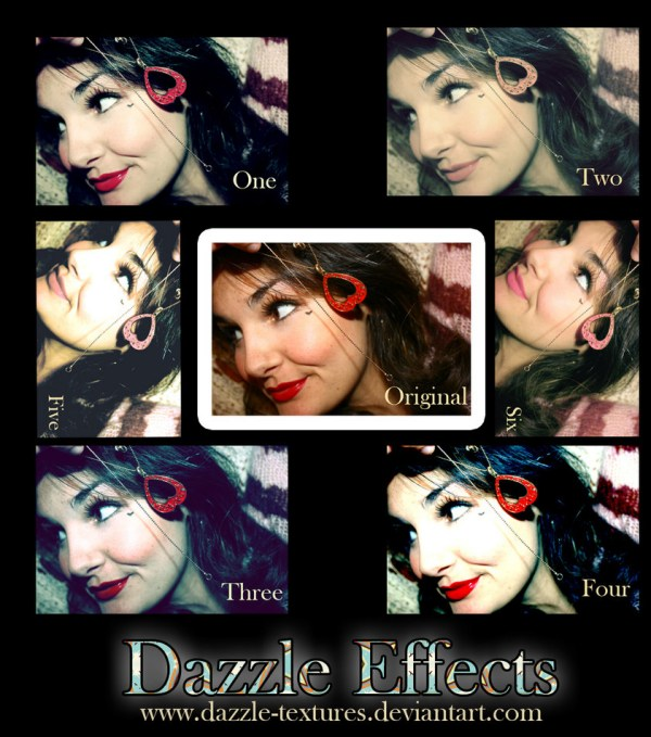 Dazzle Effects
