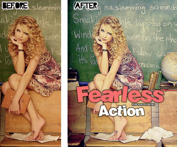 Fearless Action