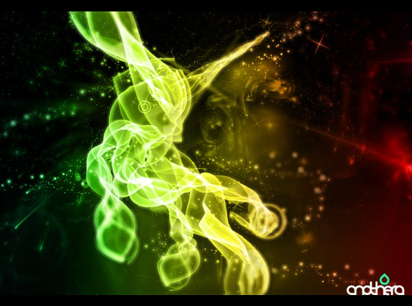 Dazzling Photoshop Smoke Unicorn Tutorial