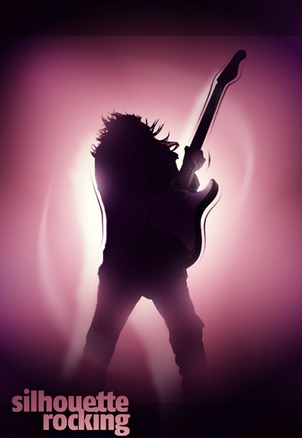 Create a Rocking Silhouette in Photoshop