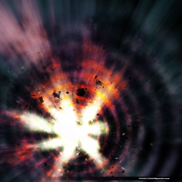 Create a Space Explosion from Scratch in Photoshop