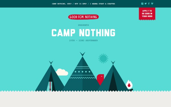 Camp Nothing