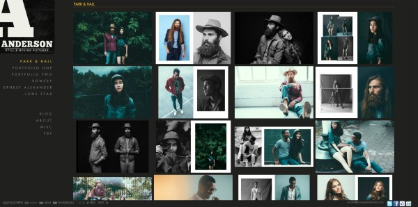 25 of the Best Photographer Portfolio Websites
