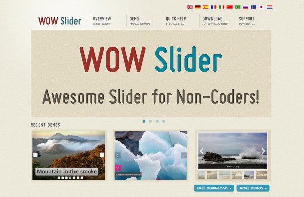 Wow Slider