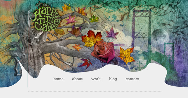 Watercolor Effects in Web Design