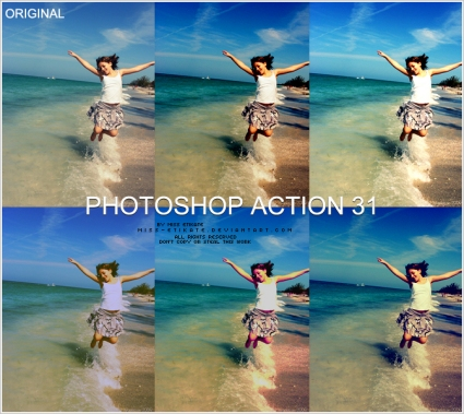 Photoshop Action 31