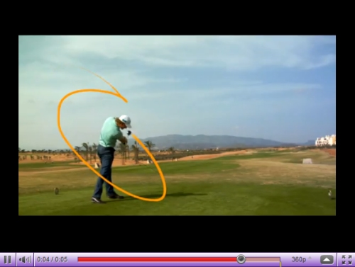 Track Your Golf Swing Form Like a Master