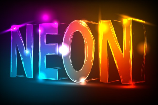 How to Create a Neon Text Effect in Adobe Illustrator