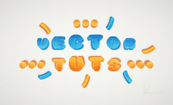 How to Create a Semi-Transparent, 3D Text Effect in Adobe Illustrator