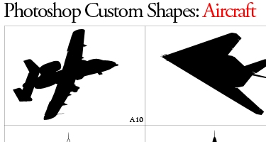 aircraft shapes
