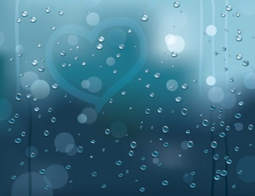 How to Create a Rainy Windo Vector Background