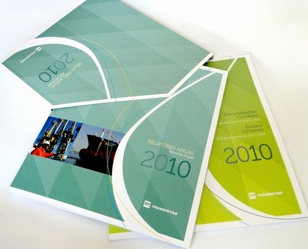 Showcase of Annual Report Design