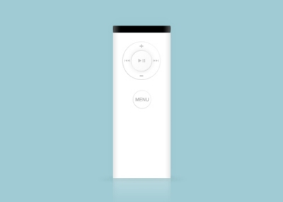 The Apple Remote