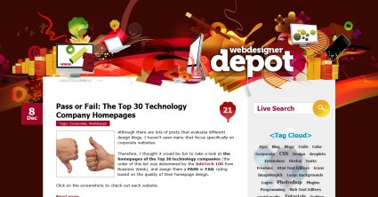 Webdesigner Depot