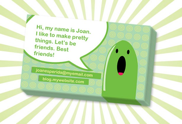 Styleshout1 25 tutorials for business card design creating a cartoony print ready business card in photoshop colourmoves