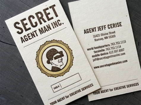 Secret Agent Man