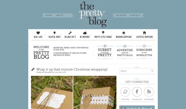 The Pretty Blog