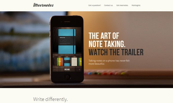 Meernotes