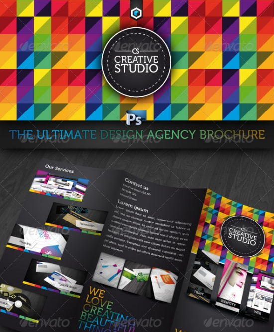 35 Quality Brochure Templates Vandelay Design – University Brochure Template