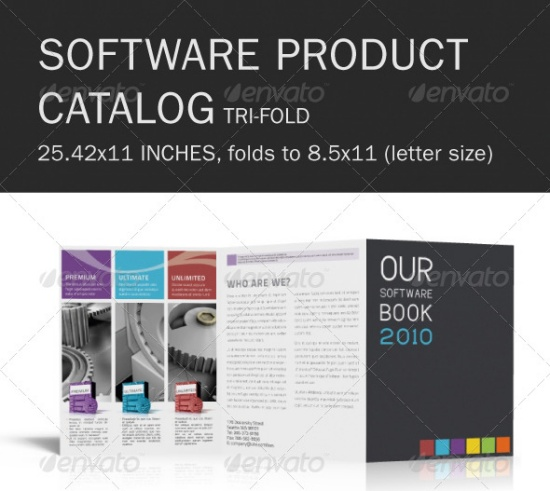 Software Product Catalog