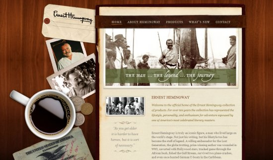 The Ernest Hemingway Collection