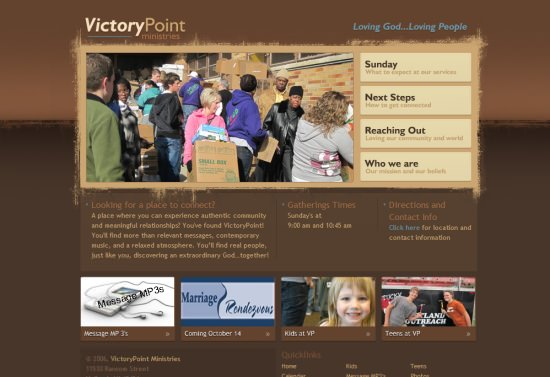Victory Point Ministries