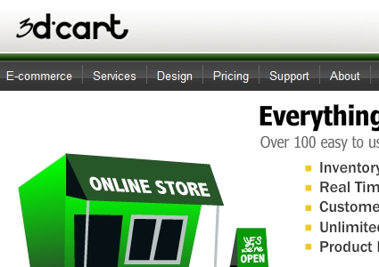 shopping carts / e-commerce