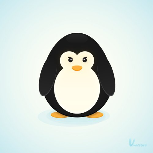 Create a Simple Penguin Character