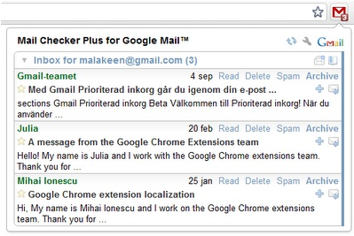 20 Highly Useful Google Chrome Extensions