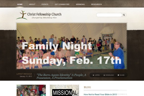 Christ Fellowship Church