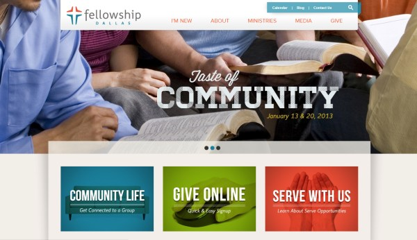 Fellowship Bible Church Dallas