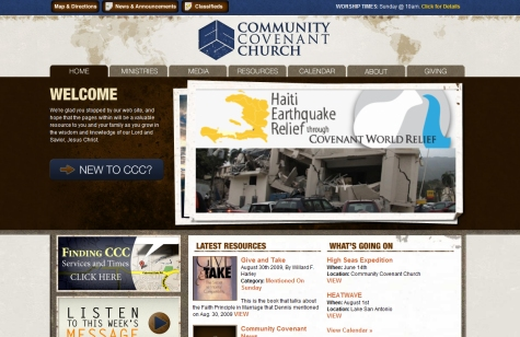 Community Covenant Church