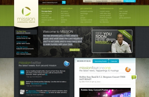 Mission Community Church