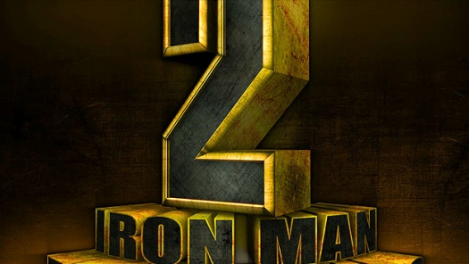 Ironman 2 Texturing Titles