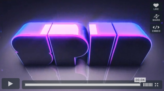 How to Make a Simple Spin Logo Animation with Cinema 4D