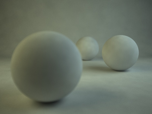 Using Depth of Field with VRay in Cinema 4D