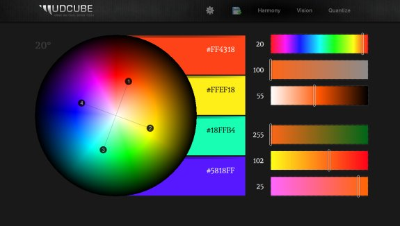 Sphere: Color Theory Visualizer