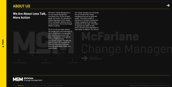 McFarlane Change Management