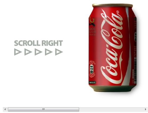 Pure CSS Coke Can