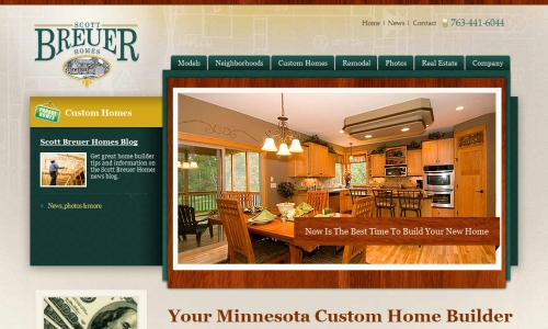 Scott Breuer Homes
