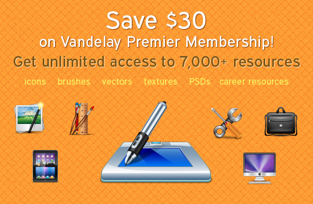 Vandelay Premier - Premium Design Resources