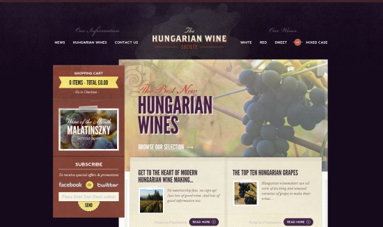 The Hungarian Wine Society