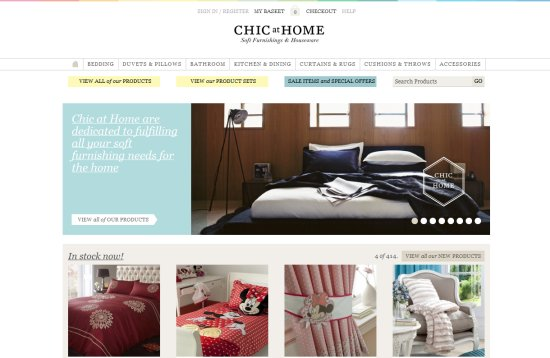 Chic at Home