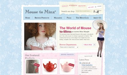 Mouse to Minx
