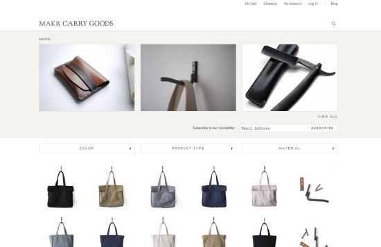 Makr Carry Goods