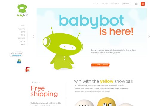 Babybot
