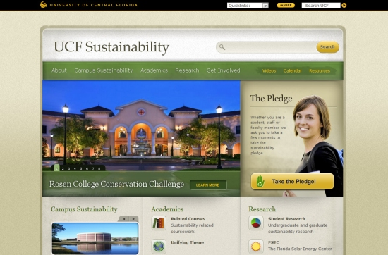 UCF Sustainability
