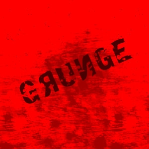 Creating Grunge Text Using Adobe Fireworks